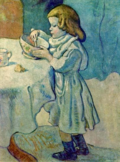 25 beste idee n over picasso p riode bleue op pinterest autoportrait picasso portrait - La chambre bleue picasso ...