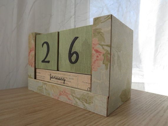 17 Best Images About Perpetual Calendar On Pinterest