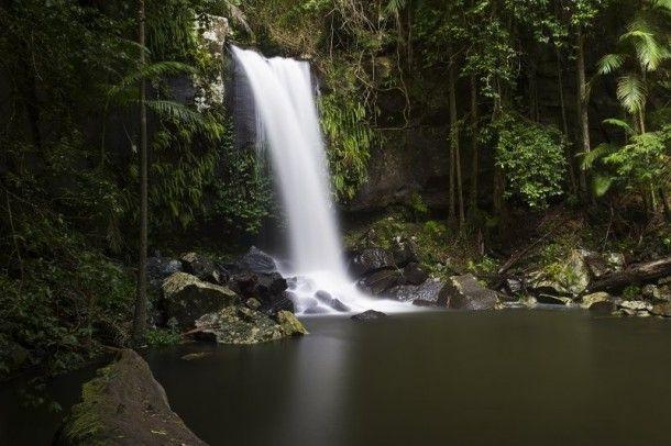 Things to do at Mt Tamborine 4 - Curis Falls