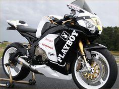 Playboy Honda Special Edition CBR600RR (South Africa)