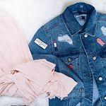 J'ai trouvé ma jupe rose en mousseline Look à venir sur le blog ... Je vous montre mes achats @stradivarius sur snapchat Kalys285  bonne journée IG !  #jupe #patch #look #igmode #igfashion #igers #instagood #ootd #outfit #pligjr #stradivariuscustommade #stradivarius #customize #customade #blog #blogger #frenchblogger #womensfashion #thegreenananas #like #pink #style #jeans #snapchat #pinterest @stradivarius