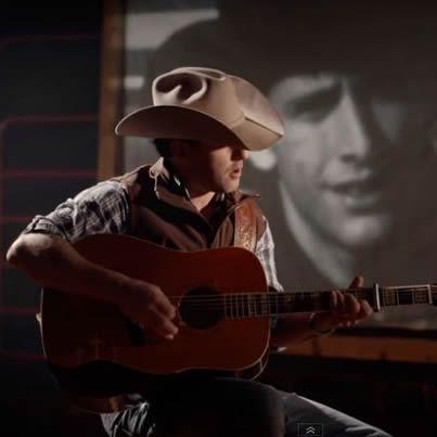 """Watch Aaron Watson's """"July In Cheyenne"""" Video Honoring Lane Frost"""