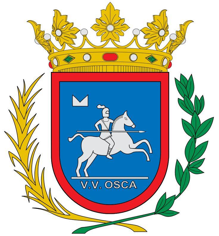 Huesca, Capital de Huesca, Comunidad Autonóma: Aragón, España #Huesca #España (L9339)