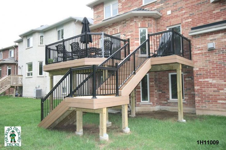 Best Elevated Deck Designs Google Search Deck Ideas Pinterest High Deck Deck Design And Stairs 400 x 300