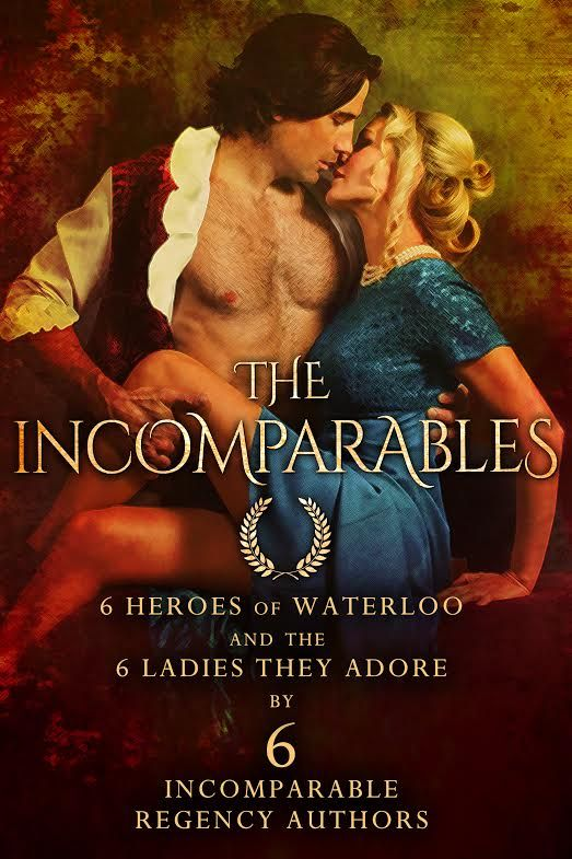 <3 <3 <3 <3 + The Incomparables by Various Authors - Got Romance! Reviews