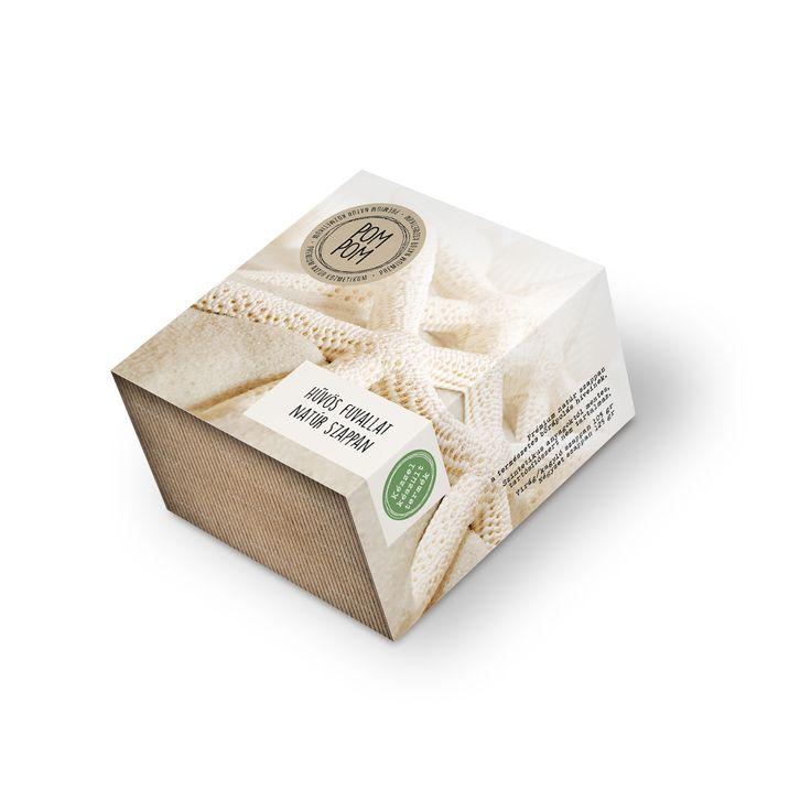 Tengeri só natúr szappan teafával * Sea salt natural soap with teatree