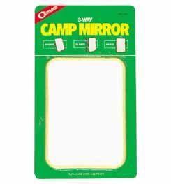 Coghlan's 3 Way Camping Mirror @ Campmor.com