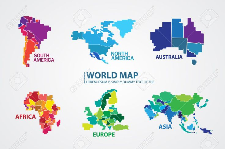 World Map Royalty Free Cliparts, Vectors, And Stock Illustration. Image 46959472.