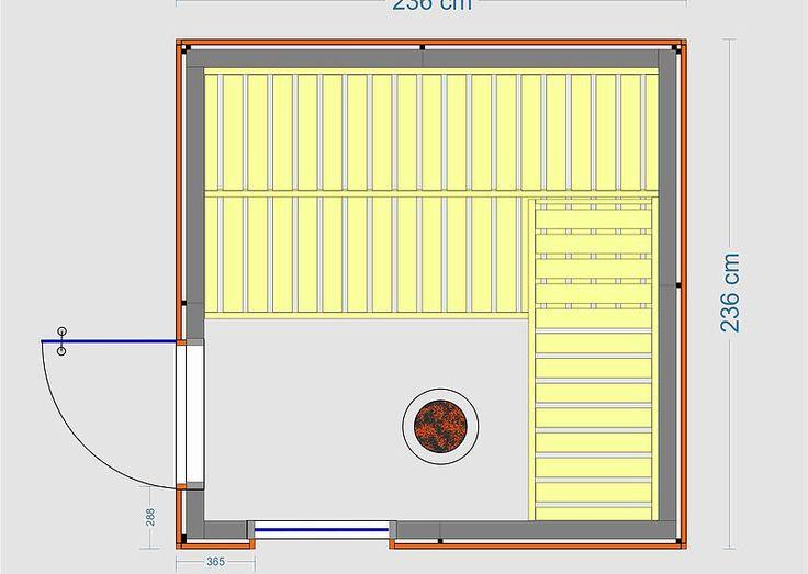 Sehr Liczba pomysłów na temat: Sauna Bausatz na Pintereście: 17  VI92