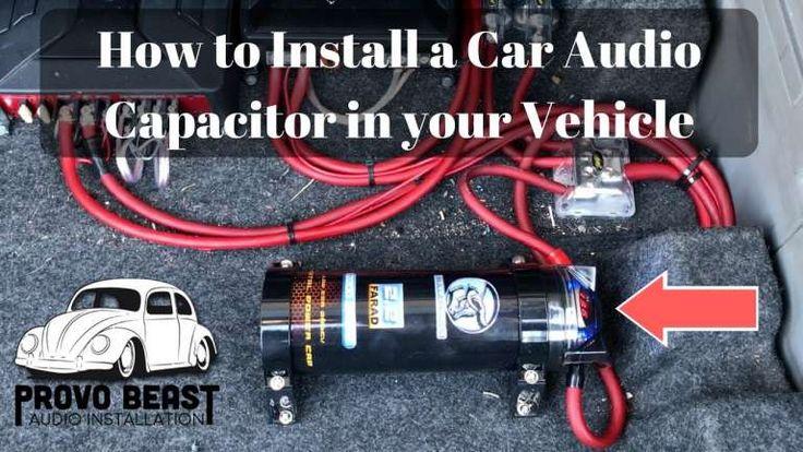 17  Capacitor Car Audio Wiring Diagram
