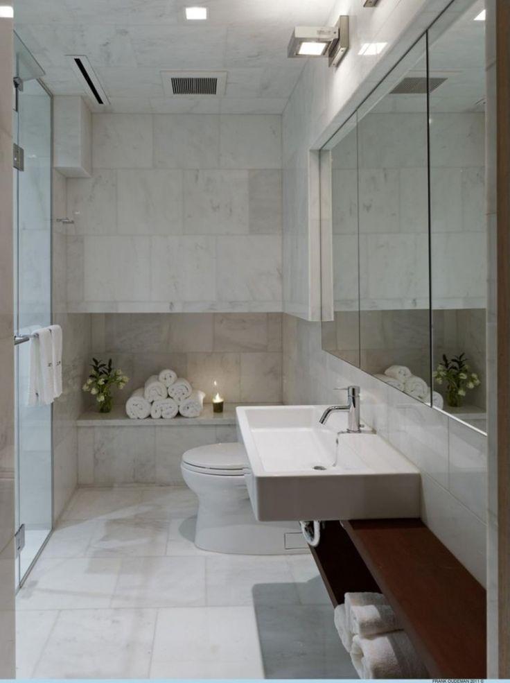 Loft minimalista en un sótano de Nueva York