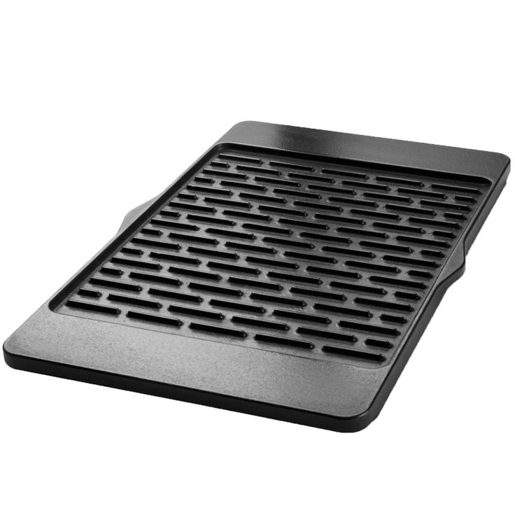 Genuine Weber reversible cast iron griddle for Some Spirit gas BBQ's