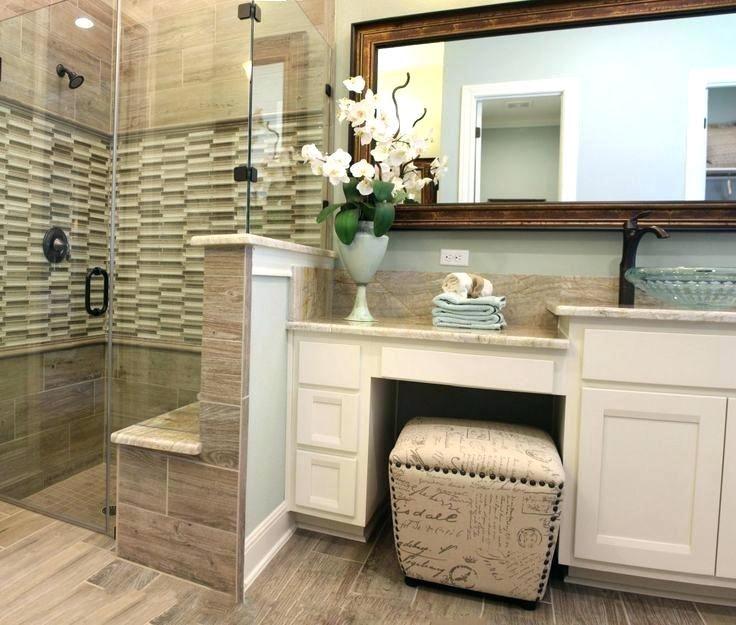 Small Seating Area Bathroom Vanities With Sitting Vanity Best