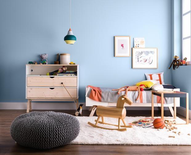 Schoner Wohnen Farbe Naturell Der Farbton Quellblau Bild 8 Schoner Wohnen Wandfarbe Schoner Wohnen Farbe Schoner Wohnen