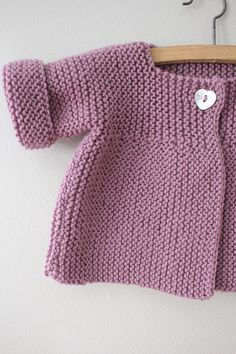 Cardigan Bouton d'Or
