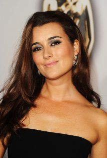 Love Cote on NCIS...She plays Zeiva!  Kicks butt!  Love a woman that can hold her own!