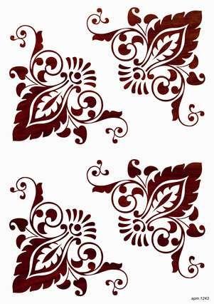 Узоры для декорирования - КЛИПАРТ, рисование - ИСКУССТВУ БЫТЬ - Каталог статей - ЛИНИИ ЖИЗНИ