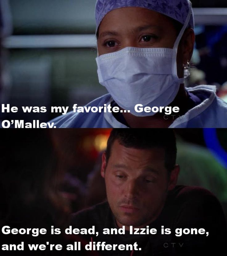 Looks like I started to watch Greys Anatomy yesterday.  I miss George and Izzie so much, I don't know who i miss more but George was so heartbreaking  because well...his end was so tragic, I cry every time i remember it.