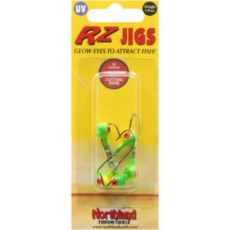 Northland Tackle RZ Jig, 1/8 oz