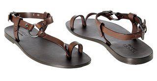 Pedicures deserve this sandal.... GUCCI!