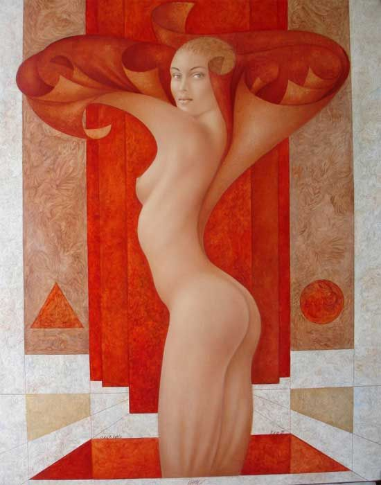Gerard Daran - французский художник