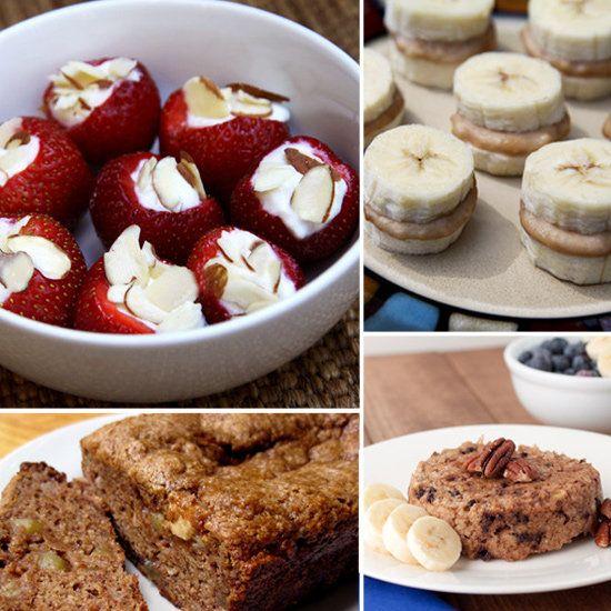 "Healthy ""Sweet"" Recipes: Healthy Snacks, Healthy Bananas, Bananas Recipes, 10 Healthy, Sweet Recipes, Healthy Banana Recipes, Healthy Recipes, Healthy Desserts, Healthy Sweets"