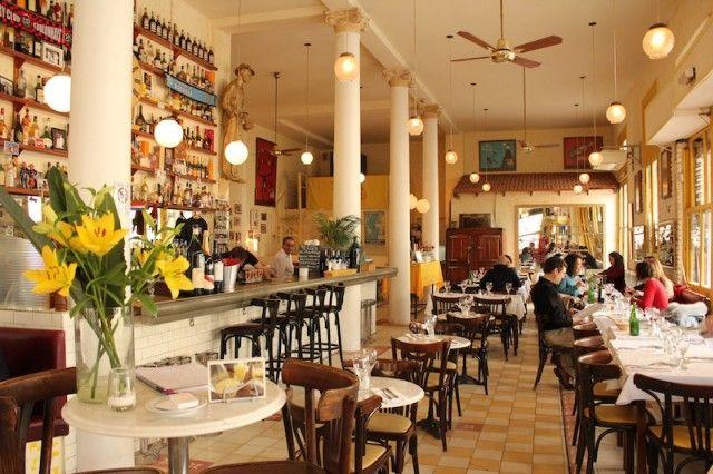 Brasserie Pentaque in San Telmo, Buenos Aires. Photo from http://www.cafeviagem.com/onde-comer-em-puerto-madero-e-san-telmo/