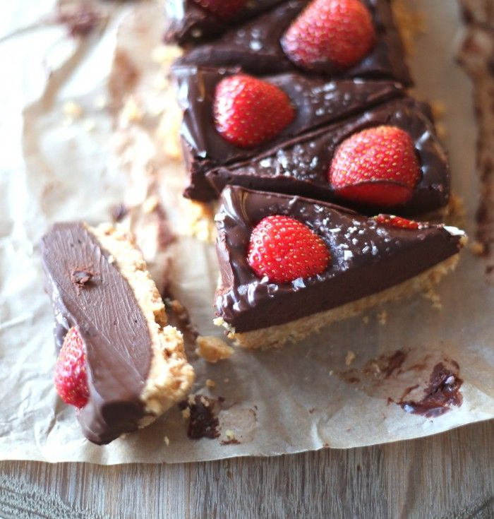 Non Baked Chokladcheesecake