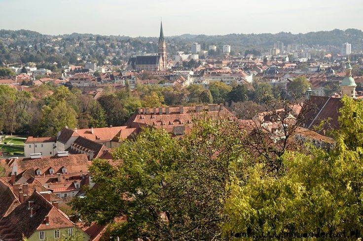 beautiful Graz