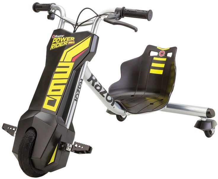 Razor Electric Scooter With Seat