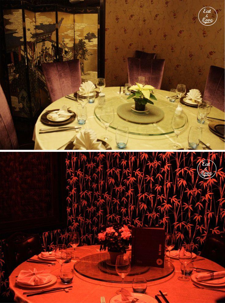 Restaurante chino El Bund - Madrid