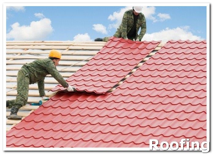 Roofing Shingles Do Not Just Hire Anyone To Put A New Roof On