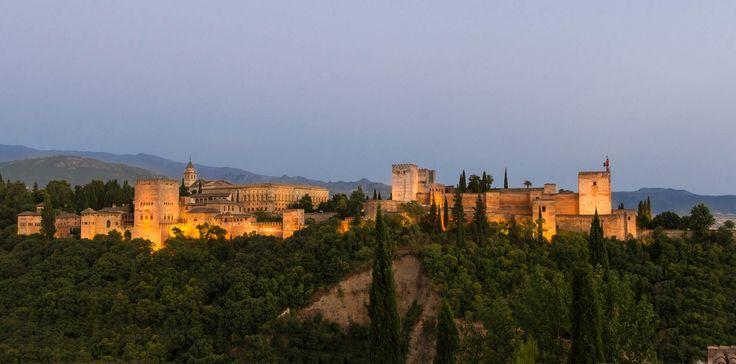 Granada | Inglaterra Granada Hotel Photo