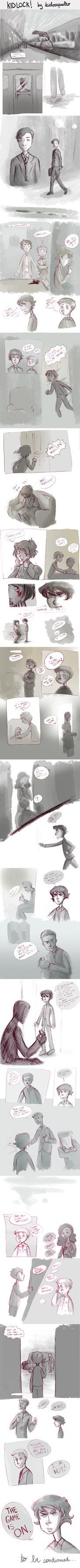 Kidlock. (the game is on) by ilcielocapovolto on deviantART