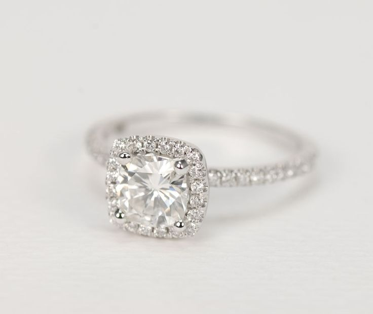 I absolutely love this engagment ring! Perfect <3