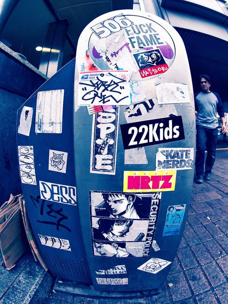 Shibuya by 22kids