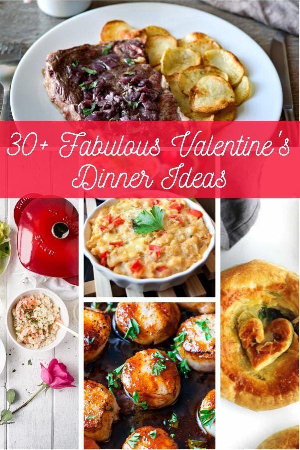 30 Fabulous Valentine S Dinner Ideas Cooking Journey Blog In 2020 Valentine Dinner Romantic Dinner Recipes Dinner
