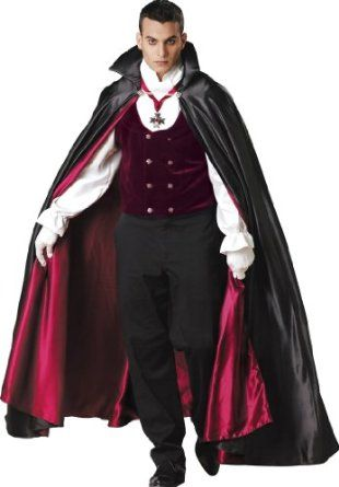 Vampire Costumes & Vampire Makeup | Best #Halloween #Costumes & Decor