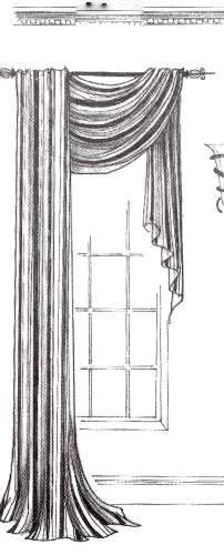 I like this idea for the small window in the master bedroom and to have my dressing table area next to it