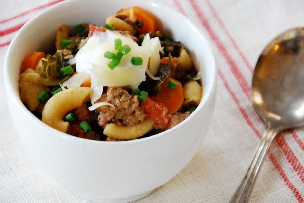 "Mama's Little Helper: This is my best kick at a healthy, tasty, homemade crockpot version of Hamburger Helper. My son loves this so much he has learned to make it from start to finish himself, so now we jokingly refer to him as ""Mama's Little Helper"". This is an easy crockpot recipe you can also make on the stove. - See more at: http://www.simple-balance.ca/2014/10/mamas-little-helper-crockpot/#sthash.fTeTgVd7.dpuf"