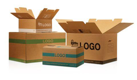 Cajas personalizadas con logo TodoKB venta de cajas y material de embalaje en Pamplona, selfstorage www.todokb.com