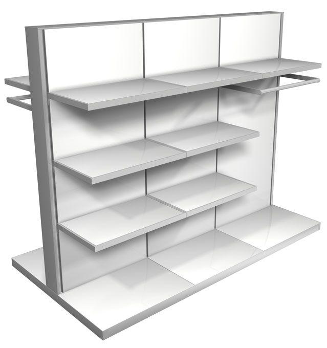 exhibidores o expositores son muebles diseñados por los fabricantes de los productos donde incrporan sus propios elementos publicitarios