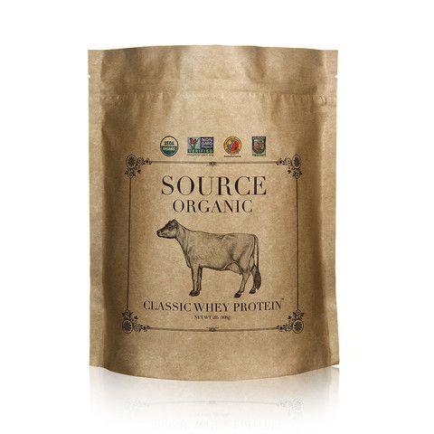 Source Organic Classic Whey -    2lb Bag (lecithin free)