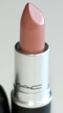 MAC ~ lipstick in blankety....perfect nude with a hint on pink