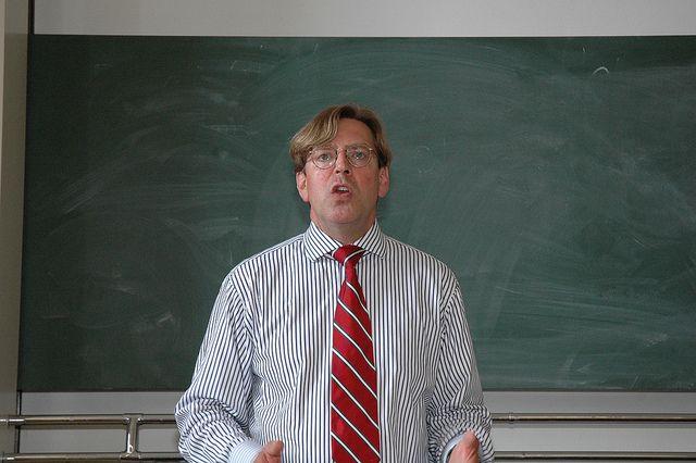 Im Gespräch mit Udo Ulfkotte