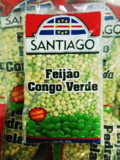 afrogemeos | Congelado. feijão congo verde(santiago); feijão figueira(fogo); ervilha verde (Sal)