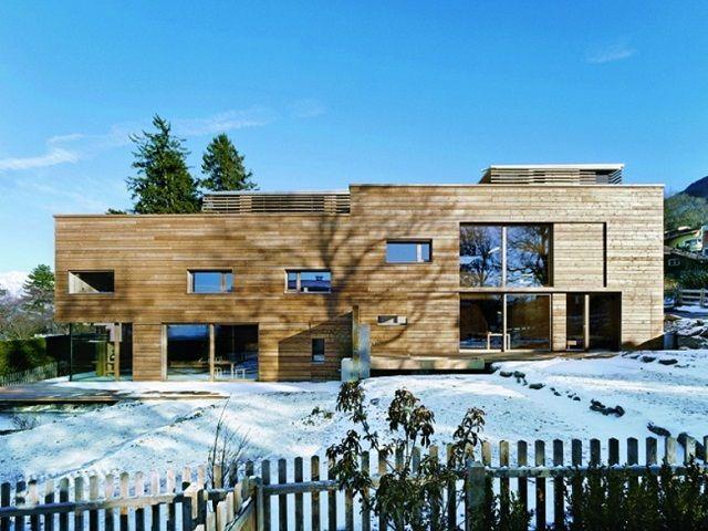33 besten doppelhaus bilder auf pinterest moderne h user for Doppelhaus moderne architektur