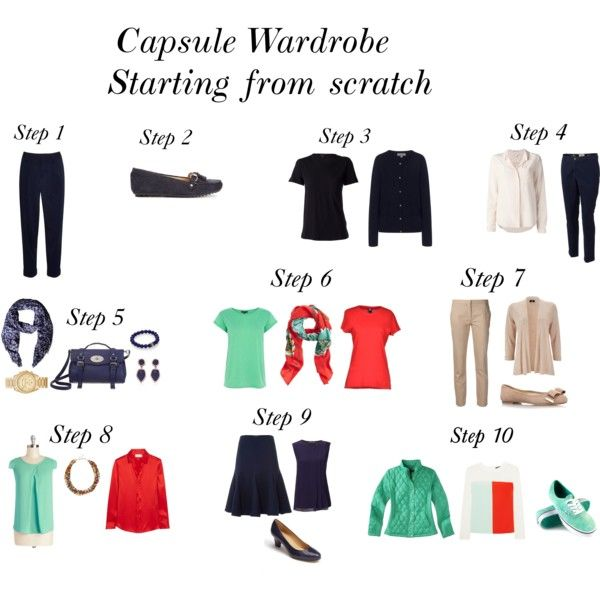 Capsule Wardrobe - Starting from Scratch by linnshem on Polyvore featuring Mode, Alternative, Mulberry, Diane Von Furstenberg, Yves Saint Laurent, Raoul, Theory, Wallis, Warehouse and Jigsaw