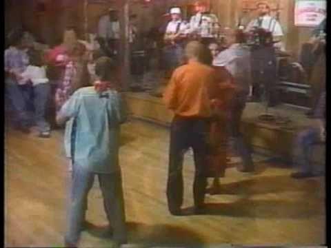 Cajun - The Jambalaya Cajun Band - Cajun Dancing