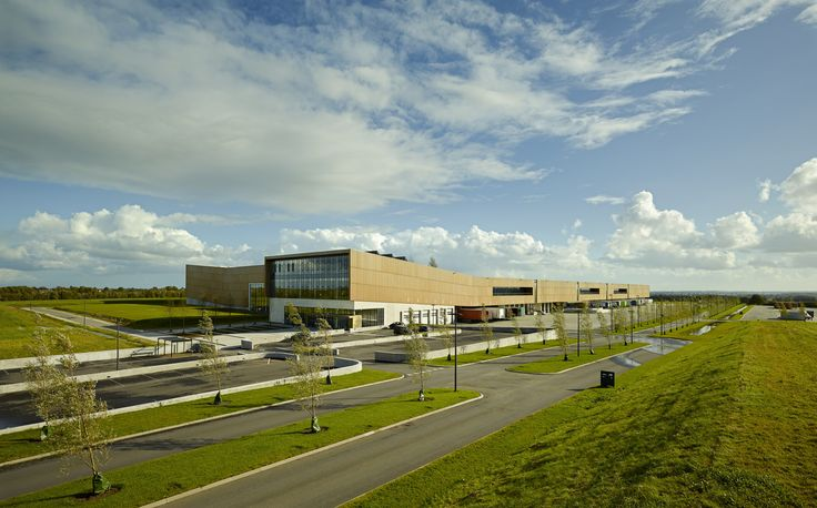 Gallery of Bestseller Logistics Centre North / C.F. Møller Architects - 9